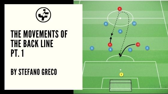 The movements of the back line Pt. 1